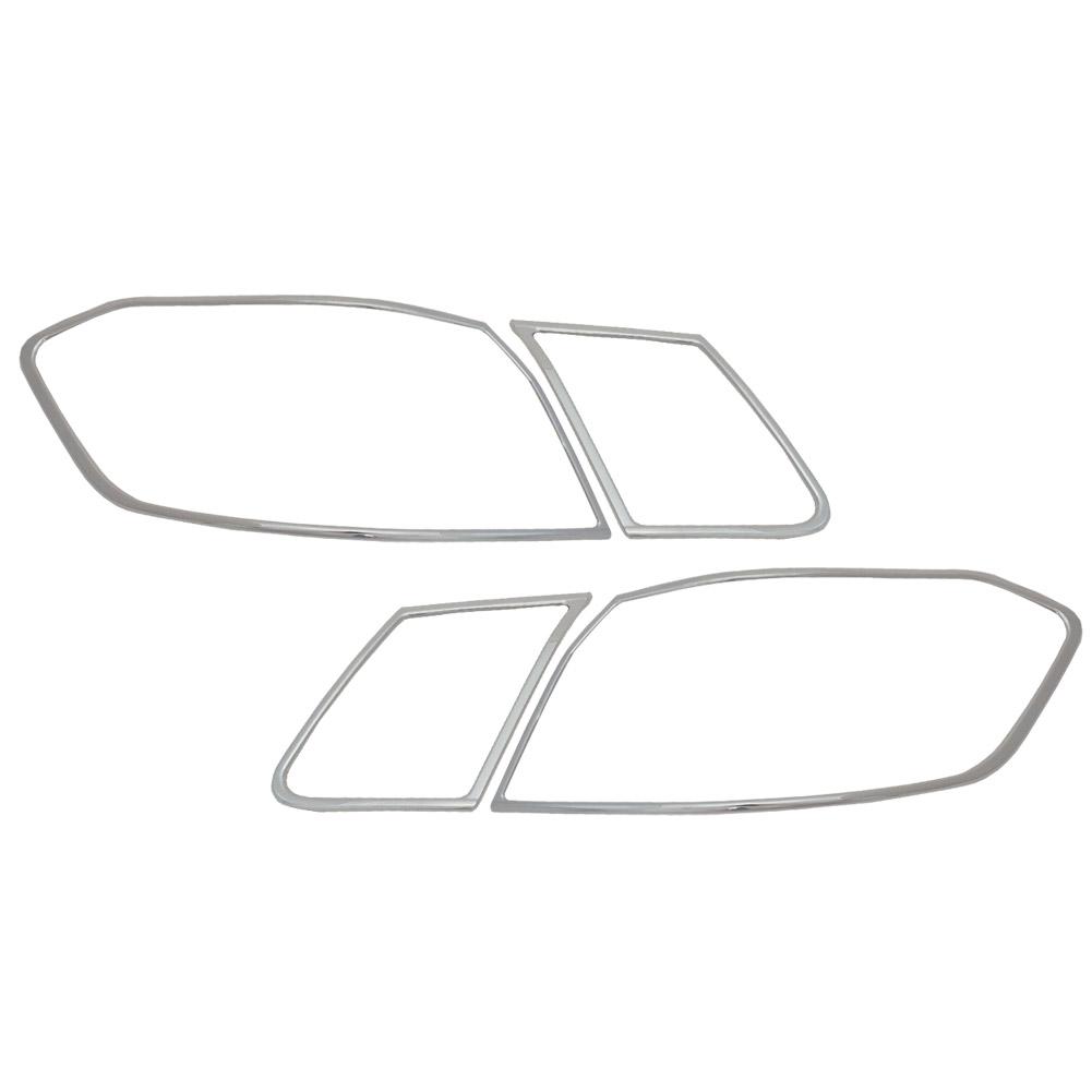 ri-mb209-02 テールライト用 Eクラス W212(後期 2013以降 H25以降) MercedesBenz メルセデスベンツ クローム メッキ ランプ トリム カバー( カスタム ベンツ パーツ アクセサリー カスタムパーツ メッキパーツ テールランプ )