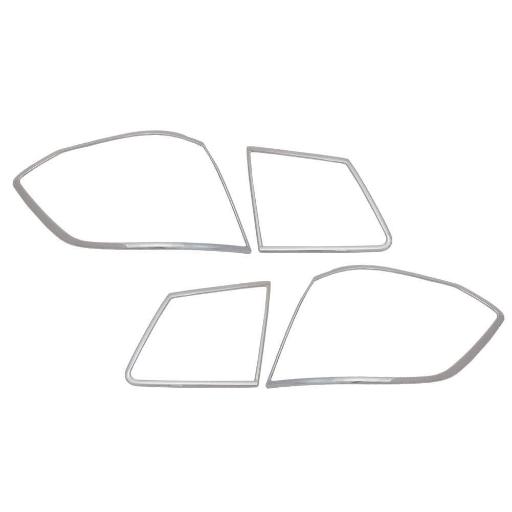 RI-mb210-02 テールライト用 Eクラス W212 S212ワゴン(後期 2013以降 H25以降) MercedesBenz メルセデスベンツ カバー ( カスタム ベンツ パーツ カスタムパーツ テールランプ クロームトリム テールランプカバー ガーニッシュ )