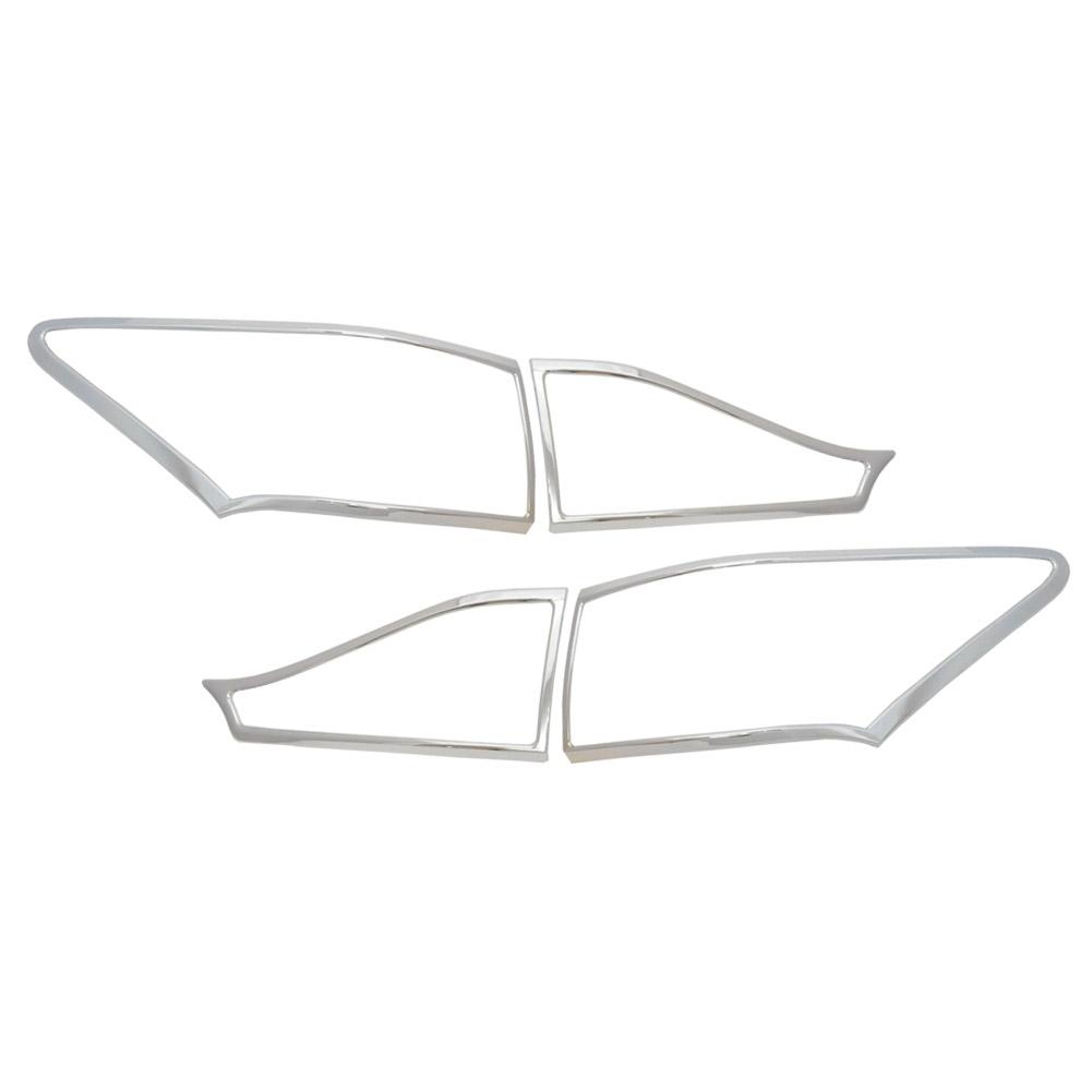 ri-ls040-02 テールライト用 Lexus レクサスCT200h(10系 H22.12以降 2010.12以降) LEXUS レクサス クロームメッキランプトリム ガーニッシュ カバー (トリム ガーニッシュ カバー レクサス RX350)