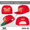 THE MONEY TEAM the money team COURTSIDE cap gold logo & red base embroidery Floyd May weather youth boxing Floyd Mayweather WBA WBC money title winner (TMT hat street men cap men snapback)