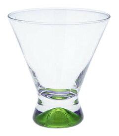 DANSK スペクトラ カクテルグラス (ライム) ダンスク グラス コップ ガラス デザート皿 ギフト ひんやり敬老の日 2019 【あす楽対応】