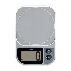 デジタルスケール 2kg スケール キッチンスケール クッキングスケール 計量器 はかり デジタル 【あす楽対応】
