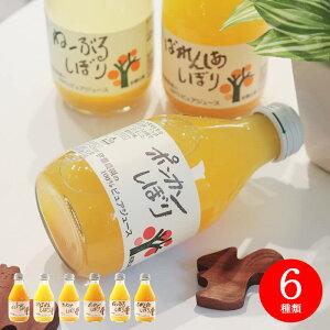 100%ピュアジュース 全6種類 和歌山県産 国産セミノール フルーツ 果物 プレゼント ギフト