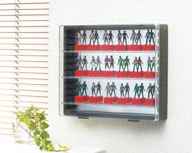 コレクションケース 壁掛け フィギュアケース ミニカーケース ディスプレイケース K606