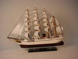帆船模型 モデルシップ 完成品 No 131 日本丸 新築祝 開業祝 お祝い 門出【楽ギフ_包装】【楽ギフ_のし】【楽ギフ_のし宛書】【楽ギフ_メッセ入力】