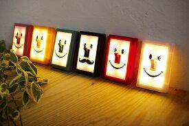 スマイルスイッチ LEDライト LED照明 smileswitch 簡易ライト 照明 電池式