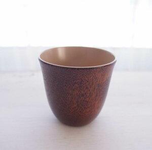 Oak Village(オークヴィレッジ)『森のショットグラス(白漆)』 | 日本製 木製 無垢 キッチン 漆器 コップ グラス 売上の一部が森づくりに活かされます。