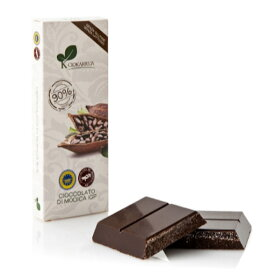 『モディカ チョコレート カカオ 90% IGP』100g イタリア シチリア CIOKARRUA MODICA CHOCOLATE バレンタインデー