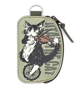 ジタン小銭入れ   わちふぃーるど 猫のダヤン ダヤン ネコグッズ 財布 猫
