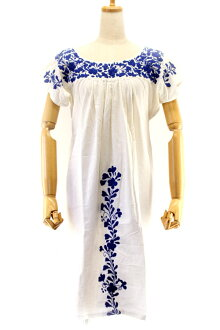 Vintage ethnic Mexican dress