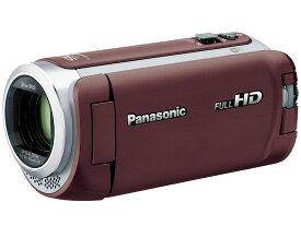 Panasonic デジタルハイビジョンビデオカメラ HC-W590M-T ブラウン