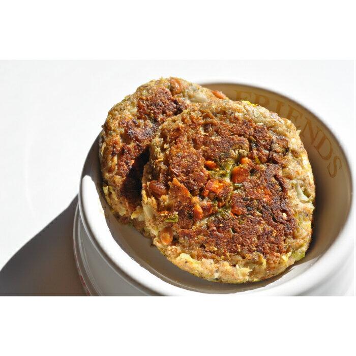 国産大豆の納豆と豆腐のこだわりお好み焼き(ドッグフード)(小)