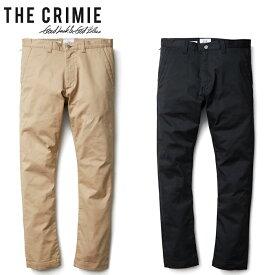 """【CRIMIE】クライミー/""""LEX STRETCH CHINO PANTS"""" CR01-01K5-PL10 レックス チノ パンツ チノパン ロングパンツ メンズ レディース ボトムス"""