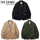 "【CRIMIE】クライミー/""LEX CHINO JACKET"" CRA1-STLX-JK01 レックス チノ ジャケット テーラードジャケット セットア…"