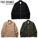 "【CRIMIE】クライミー/""LEX CHINO SWING TOP JACKET"" CRA1-STLX-JK02 レックス チノ スウィングトップ ジャケット セ…"