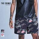 CRIMIE クライミー GUADALUPE MARIA ALOHA SHORTS CR1-02A1-PS10 アロハ パンツ ショーツ マリア ファッション アメカジ 高級 春 春夏 …