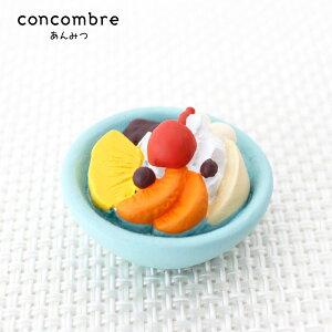 コンコンブル ( concombre ) デコレ ( DECOLE ) 夏祭り 「 あんみつ 」 ZSV-37992 まったり いやしの マスコット .