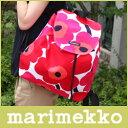 マリメッコ ( marimekko ) ウニッコ リュック/ Pieni Unikko NIPPU / レッド×ホワイト 【smtb-ms】【RCP】.