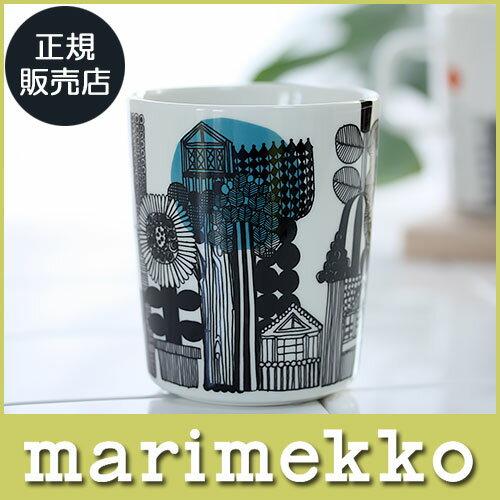 マリメッコ ( marimekko ) マグカップ 250ml (取手なし) SIIRTOLAPUUTARHA(シイルトラプータルハ) MUG WITHOUT HANDLE .