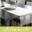 【 送料無料 】chilewich ( チルウィッチ )テーブル ランナー LATTICE ( ラティス )/ 2色 【RCP】.