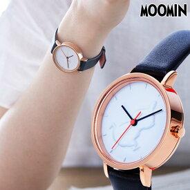 【 送料無料 】 moomin ( ムーミン ) 腕時計 「 Little My Chasing 」 レディース ウォッチ  .