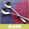 ALESSI(アレッシィ)BIGLOVEICECREAMSPOONアイスクリームスプーン2本セット10P14feb11