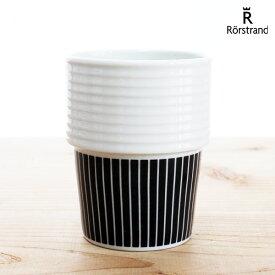ロールストランド ( Rorstrand ) フィリッパ コー ( Filippa K ) コーヒー マグ / ピンストライプ ( 単品 ) 【 正規販売店 】