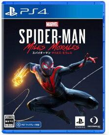 (送料無料)(PS4)Marvel's Spider-Man: Miles Morales(新品)(あす楽対応)