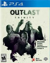 (ネコポス送料無料)(PS4)Outlast Trinity(北米版)(新品)(あす楽対応)