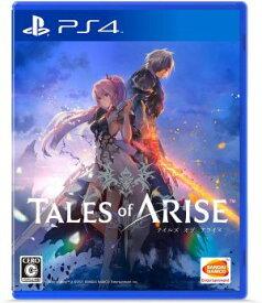 (送料無料)(PS4)テイルズ オブ アライズ(新品)(早期購入特典付き)