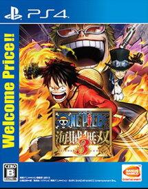 (メール便送料無料)(PS4)ワンピース海賊無双3 Welcome Price!!(新品)(あす楽対応)