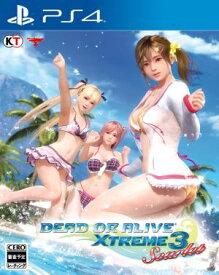 (メール便送料無料)(PS4)デッド オア アライブ エクストリーム3 スカーレット(新品)(取り寄せ)