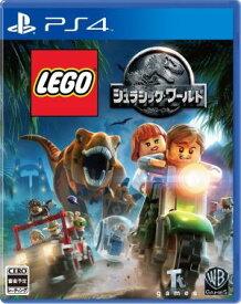 (送料無料)(PS4)レゴ ジュラシックワールド(新品)(取り寄せ)