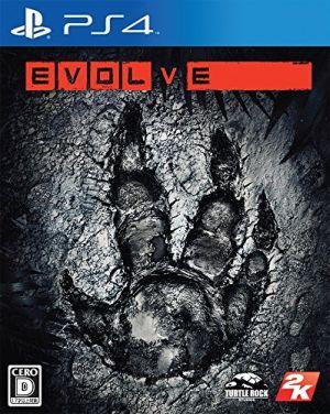 (メール便送料無料)(PS4)Evolve(エボルブ)(新品)(取り寄せ)