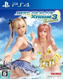 (メール便送料無料)(PS4)デッド オア アライブ エクストリーム 3 フォーチュン(新品)(取り寄せ)