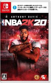 (メール便送料無料)(特典付き)(Switch)NBA 2K20(新品)(あす楽対応)