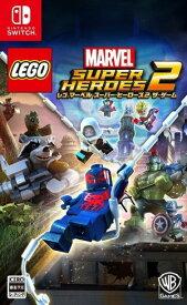 (メール便送料無料)(Switch)レゴ マーベル スーパーヒーローズ2 ザ・ゲーム(新品)(あす楽対応)