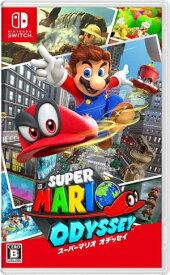 (メール便送料無料)(Switch)スーパーマリオ オデッセイ(新品)(取り寄せ)