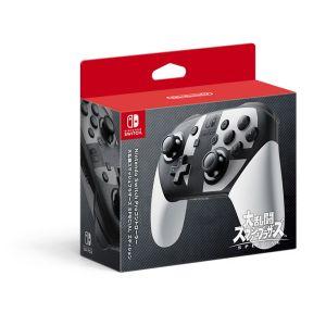 (SWI)Nintendo Switch Proコントローラー 大乱闘スマッシュブラザーズ SPECIALエディション(メール便発送不可)(新品)(2018年11月16日発売)