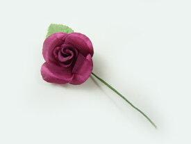 アウトレット造花 ワインローズリーフ付(1個) プレゼント用ラッピングツール