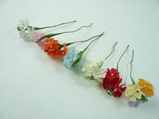 造花◆プレゼントやギフトに心を込めたアートフラワー・造花を添えて真心を伝えよう◆ギフトラッピングフラワーハイデリンジャー202白
