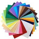 カラーフェルト ソフト 20cm×20cm(1枚)(19色) 手芸材料 アップリケ スイーツ 工作 服飾 ラッピング