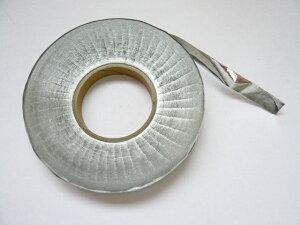 紙テープ9mm 約150m 銀(1個) 花材 アートフラワー つまみ細工