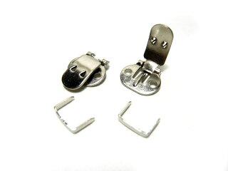 シューズクリップ・金具(2個/1足分)シューズアクセサリー・靴飾り・シューズホック