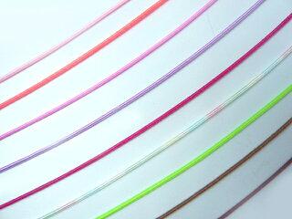 水引絹巻きパステル調新色(1本)材料【水引細工】ご祝儀やお正月飾り、髪飾りに