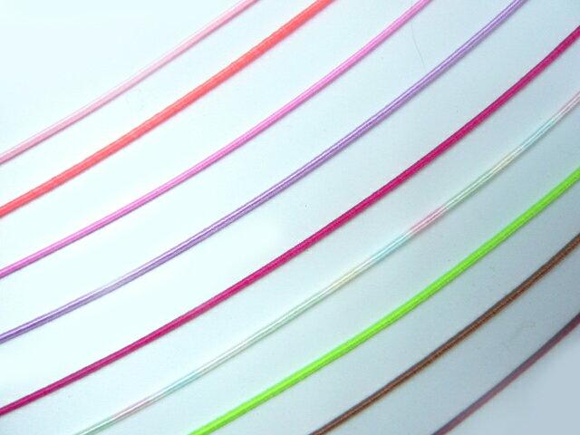 水引 絹巻き パステル調 新色(1本) 材料 【水引細工】 ご祝儀やお正月飾り、髪飾りに