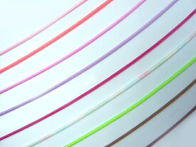 水引 絹巻き パステル調 新色(10本) 材料 水引細工 ご祝儀やお正月飾り、髪飾りに