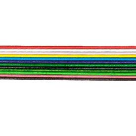 水引 アクセサリー 材料 お試しセット 全色1本ずつ 色水引12色 (12本1セット)