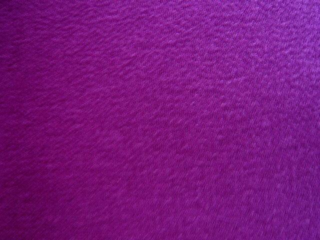 ちりめん 生地 一越 無地 赤紫254 10cm 【髪飾りやつまみ細工に】 レーヨン 縮緬 はぎれ 和布