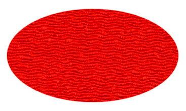 ちりめん 生地 無地 明るい赤(1) 10cm 【髪飾りやつまみ細工に】 二越 レーヨン 縮緬 和風 はぎれ